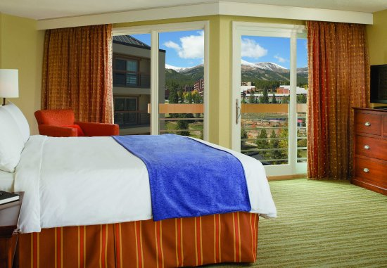 Marriott's Mountain Valley Lodge at Breckenridge: One-Bedroom Villa - Bedroom