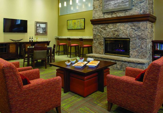 Marriotts Mountain Valley Lodge At Breckenridge Fireside Lounge