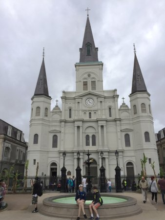 Photo of Church St. Louis Cathedral at 615 Pere Antoine Aly, New Orleans, LA 70116, United States