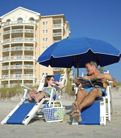 Marriott Oceanwatch Villas Myrtle Beach Reviews
