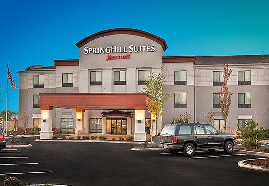 springhill suites medford updated 2017 hotel reviews. Black Bedroom Furniture Sets. Home Design Ideas