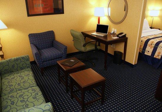 SpringHill Suites Denver Airport: King Suite