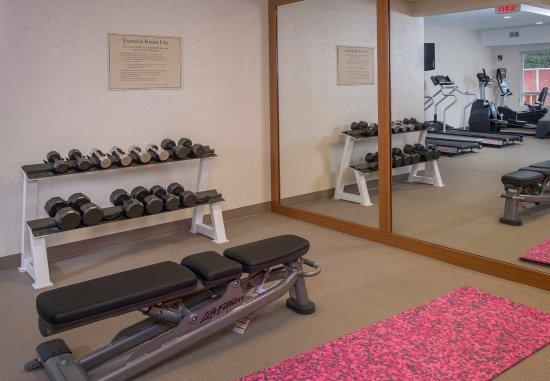 Херндон, Вирджиния: Fitness Center - Free Weights