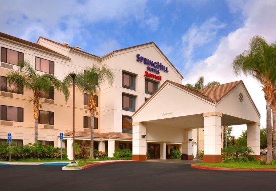 SpringHill Suites Pasadena Arcadia: Exterior