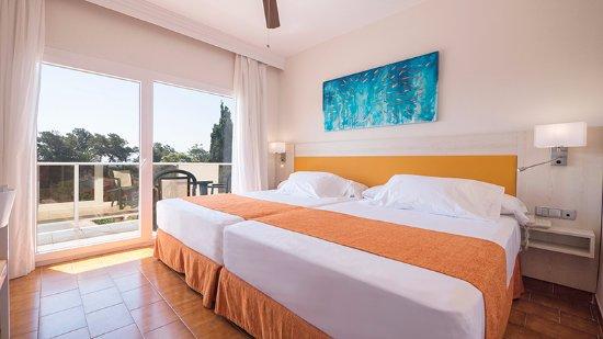 Diverhotel Marbella: Habitación doble superior