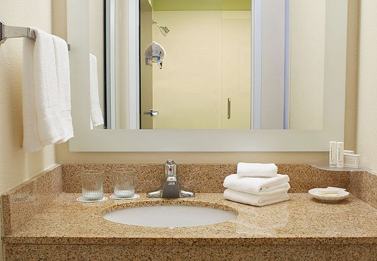 Lithia Springs, GA: Suite Bathroom