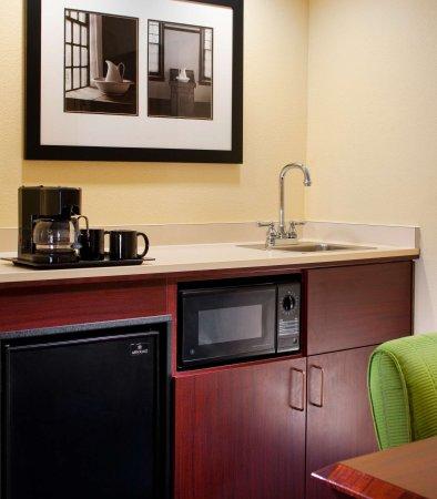 Centreville, فيرجينيا: Suite Kitchenette