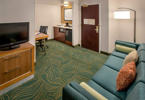 Willow Grove, PA: Suite Living Area