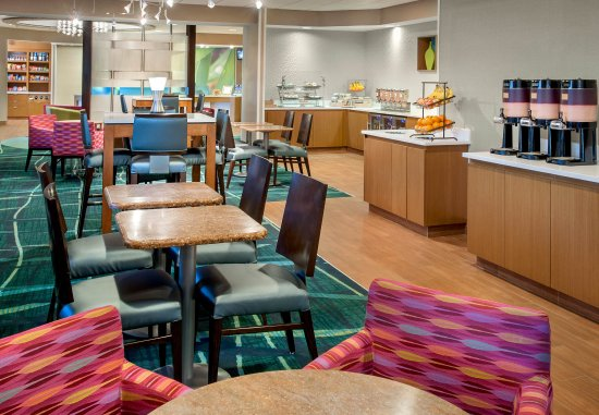 Willow Grove, PA: Breakfast Area