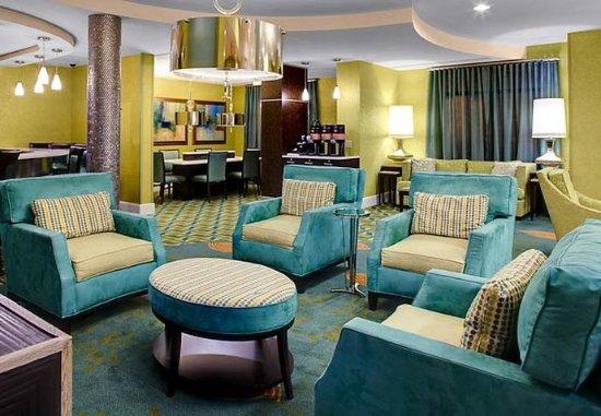SpringHill Suites Memphis Downtown: Lobby