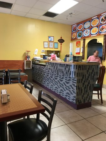 Ming House Chinese Restaurant 2021 S College St In