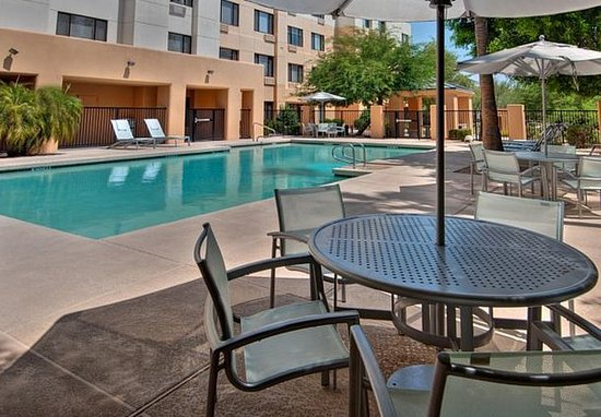 SpringHill Suites Scottsdale North: Outdoor Pool