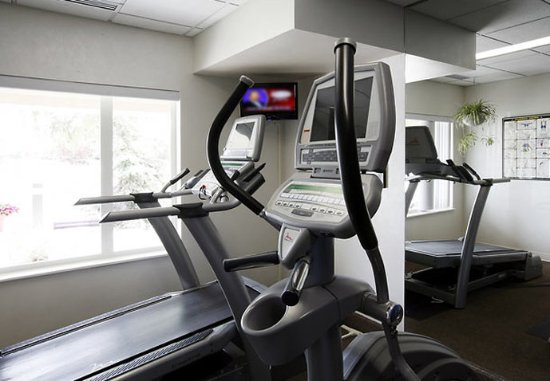 SpringHill Suites Anchorage Midtown: Fitness Center