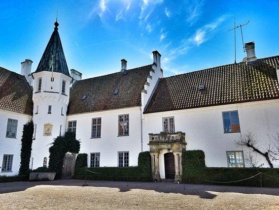 Hoor, Sweden: from courtyard