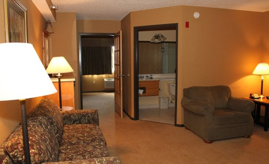Wadena, MN: Mini Suite