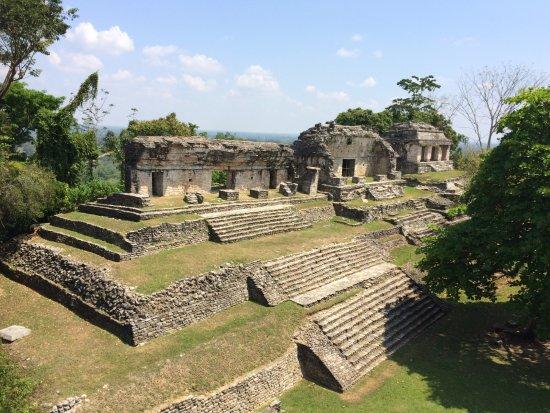 Palenque ruinas: Prachtig