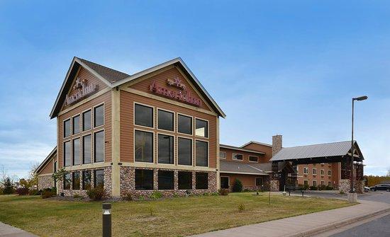 AmericInn Lodge & Suites Weston: Exterior