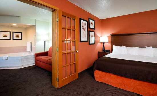 Park Rapids, MN: Accommodations Suite
