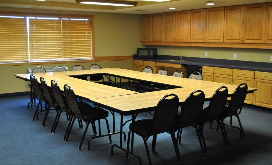Webster City, IA: Meeting Room