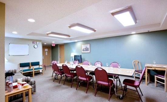 Hesston, KS: Meeting Room