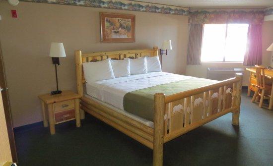 Ladysmith, WI: Guest Room