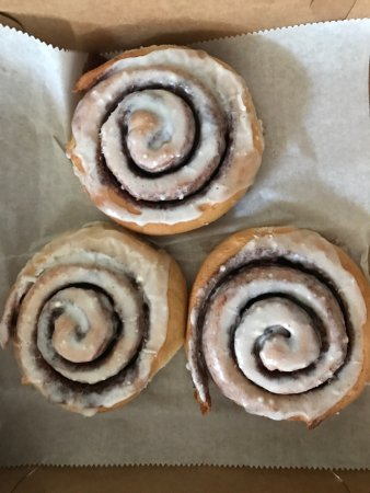 Saint Joseph, MO: The cinnamon rolls are to die for!