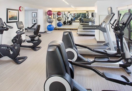 Pleasanton, Kalifornien: Fitness Center