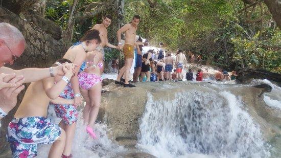Bamboo Beach Club: dunn's river