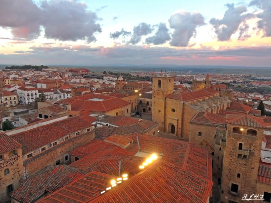 Province of Caceres, Spanien: Panoramica