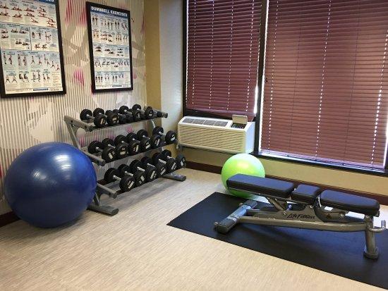 Edison, Nueva Jersey: Fitness Center