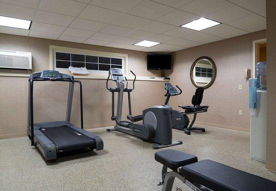 Sudbury, MA: Fitness Center
