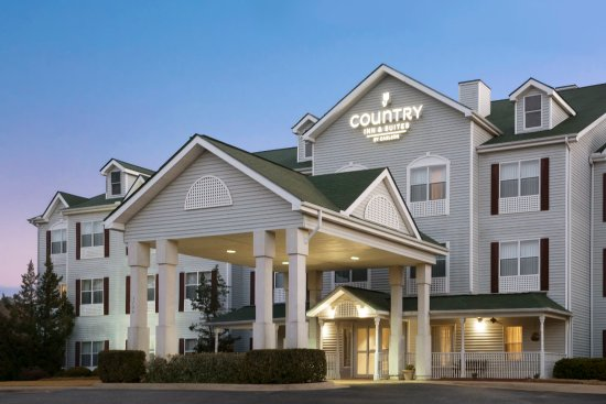 Country Inn & Suites By Carlson, Columbus: Exterior
