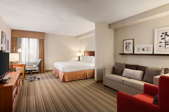 Country Inn & Suites By Carlson, Atlanta Northwest at SunTrust Park : Suite