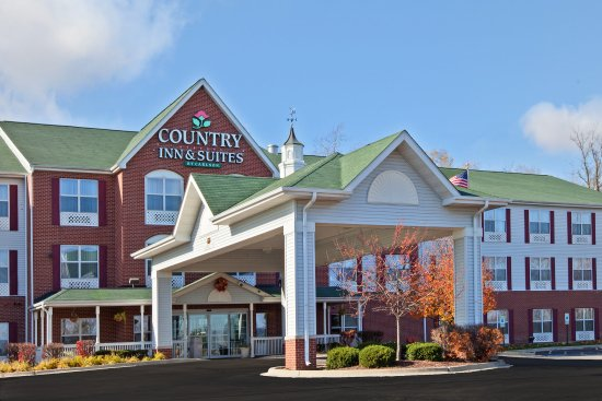 Bensenville, IL: CountryInn&Suites OHare South  ExteriorDay