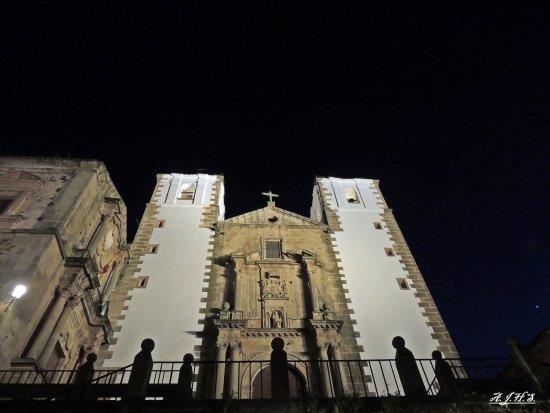 Province of Caceres, Spanien: Desde la Plaza San Jorge