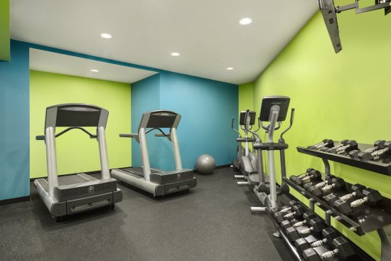 Little Falls, MN: Fitness Center