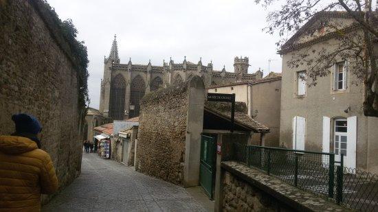 Photo of Tourist Attraction Basilica of Saint-Nazaire at La Cité, Carcassonne, France