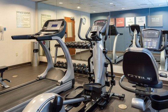 Comfort Suites Airport: Fitness Room
