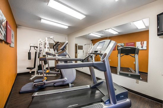 Highlands Ranch, Колорадо: Fitness center