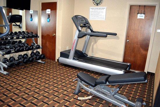 Raynham, ماساتشوستس: Exercise room