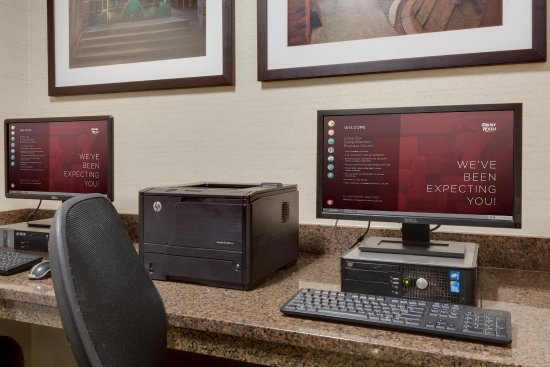 Drury Inn & Suites Birmingham Southeast: 24-Hour Business Center