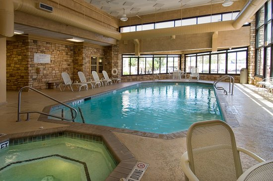Drury Inn & Suites San Antonio Northwest Medical Center: Indoor Pool & Whirlpool