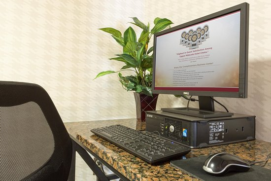 Drury Inn & Suites San Antonio North Stone Oak: 24 Hour Business Center