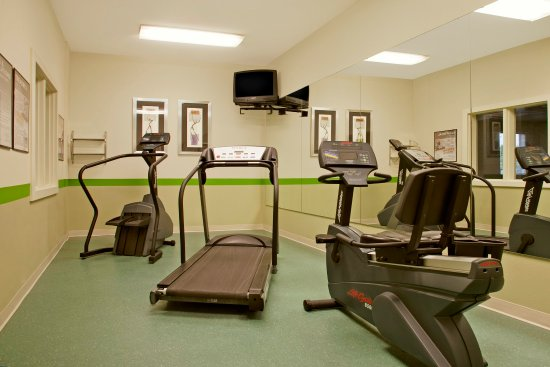 Duluth, GA: On-Site Fitness Facility