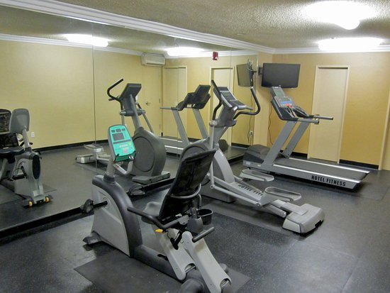 Jeffersontown, KY: On-Site Fitness Facility