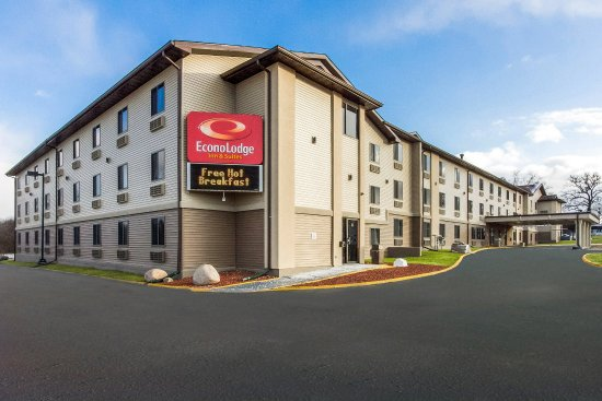 Econo Lodge Inn & Suites Des Moines
