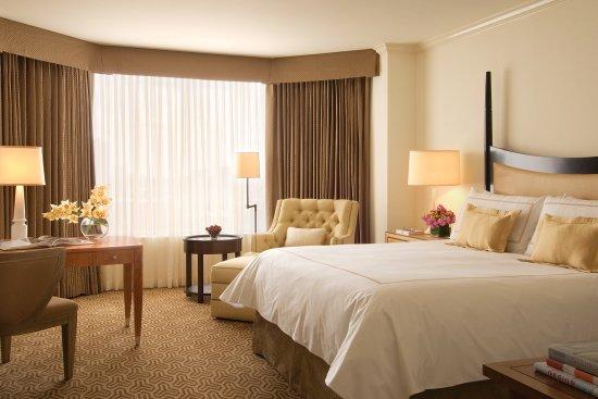 Four Seasons Hotel Houston: Deluxe King Room