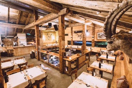 Parpan, Switzerland: Obertor Restaurant
