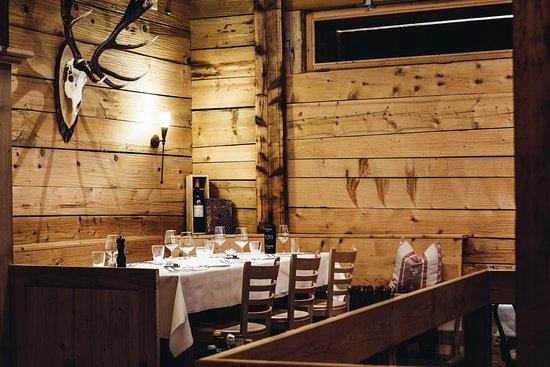 Parpan, Switzerland: Restaurant