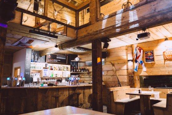 Parpan, Switzerland: Obertor Bar